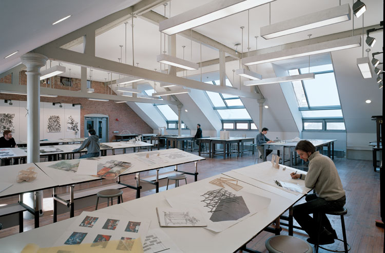 Scott demel pratt institute school of architecture for Architecture colleges